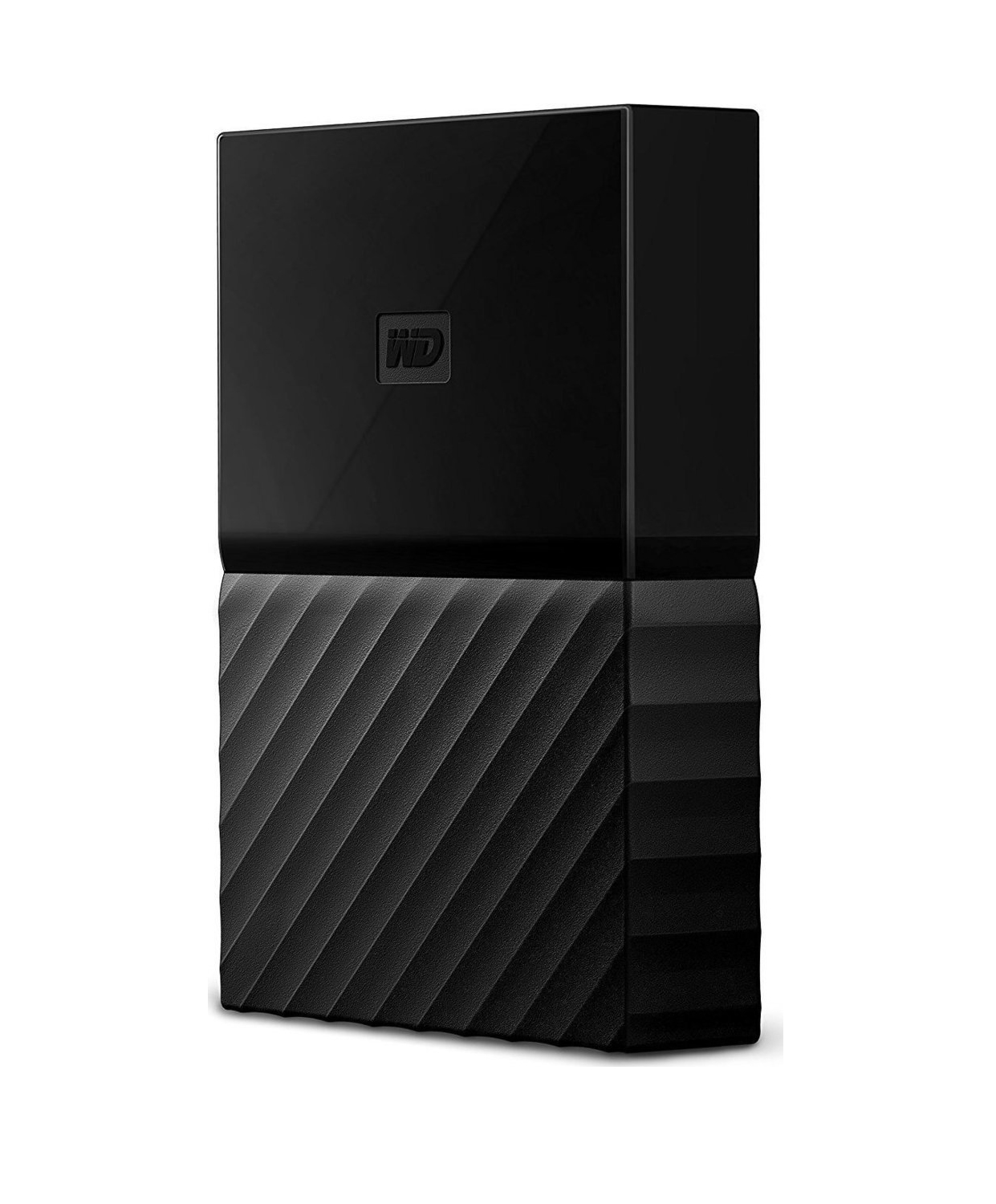 Western Digital My Passport 7mm 2TB WDBS4B0020BBK-WESN Εξωτερικός Σκληρός Δίσκος USB 3.0 Black