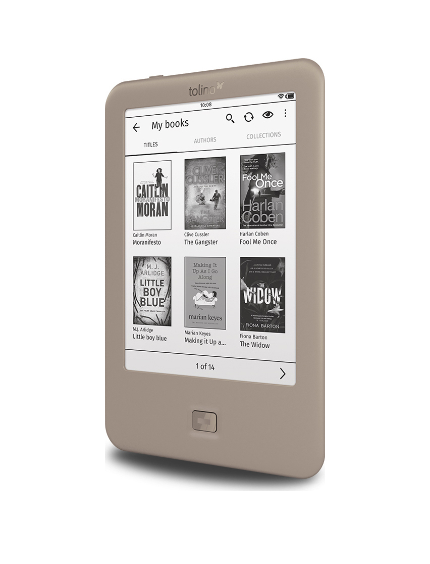 Tolino Page 6'' Ebook Reader
