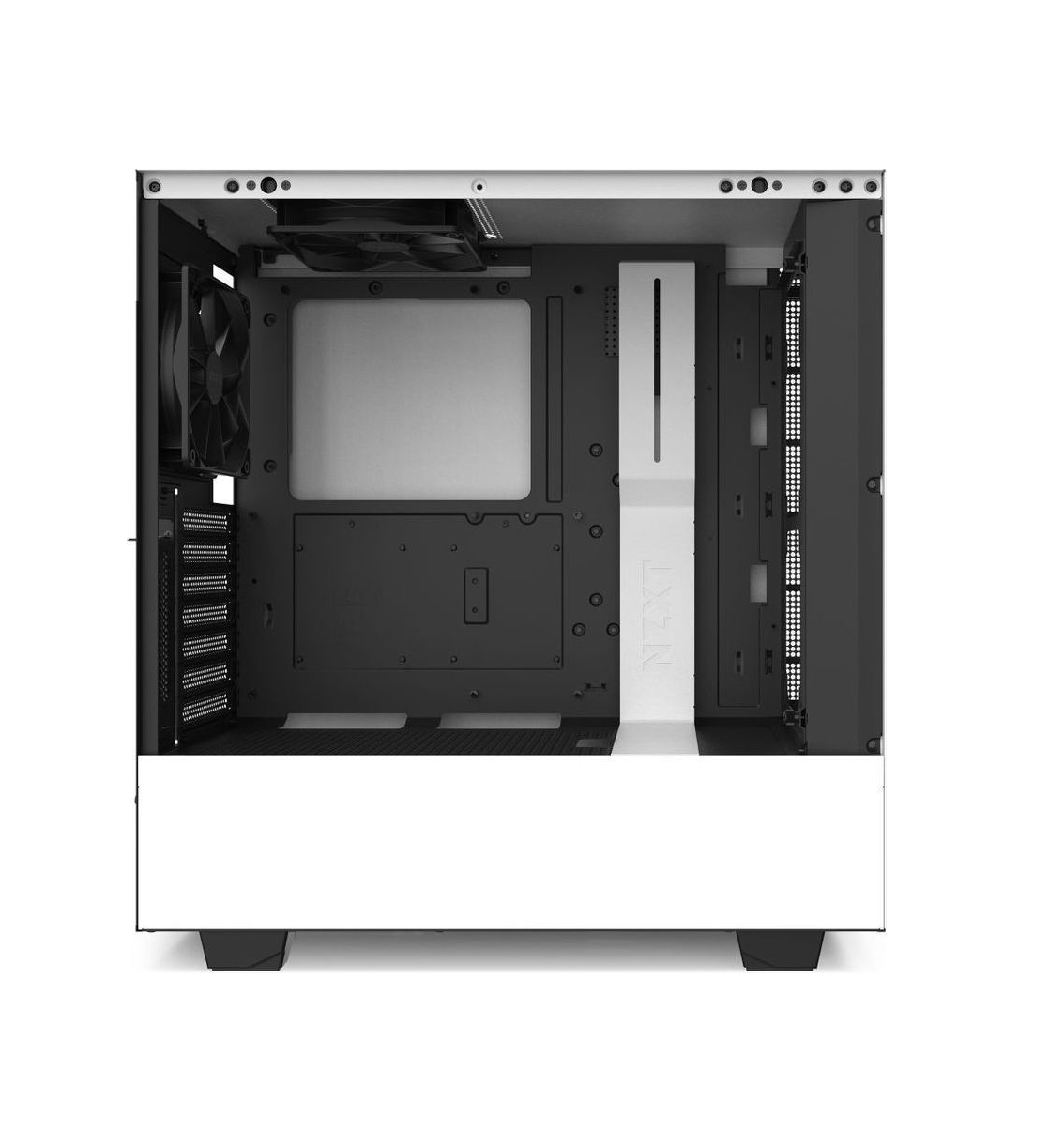 NZXT H510i Window Midi Tower CA-H510i-W1 White