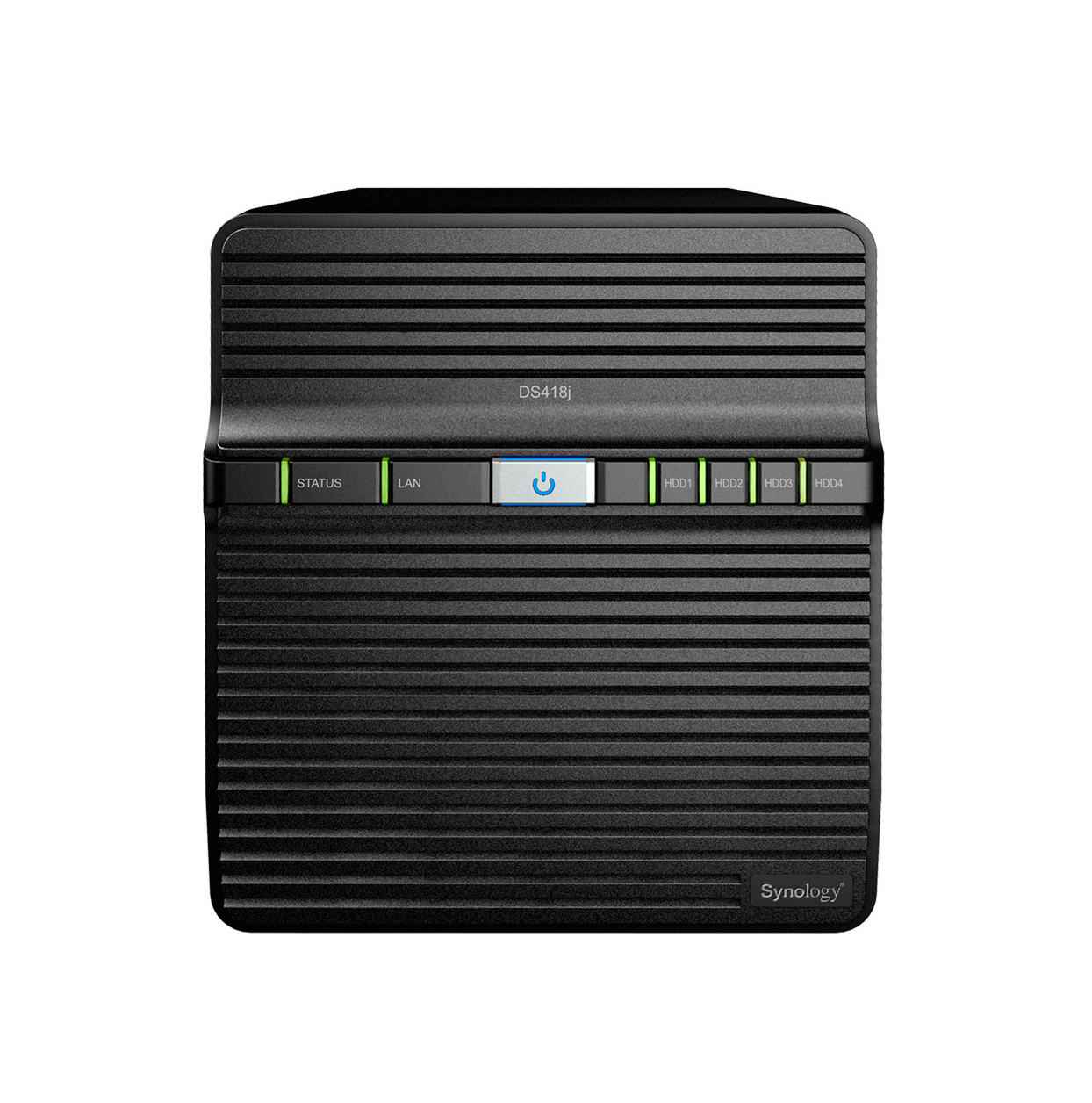 Synology DiskStation DS418J NAS Server Πληρωμή έως 24 δόσεις