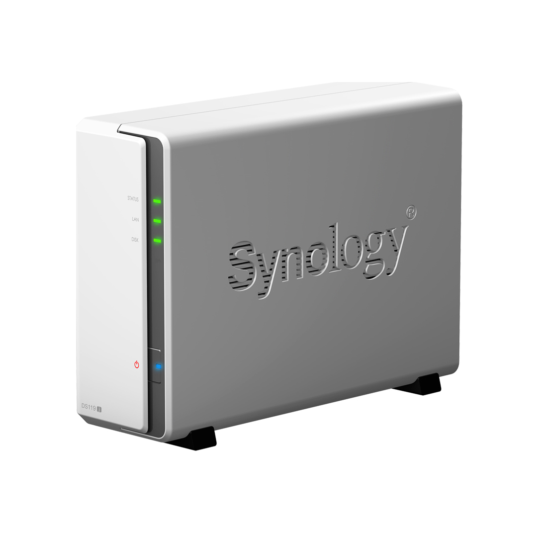 Synology DiskStation DS119j NAS Server Πληρωμή έως 24 δόσεις