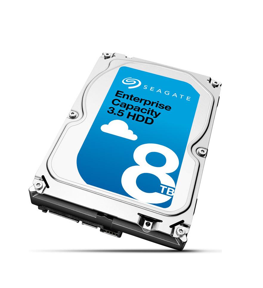 Seagate Enterprise 8TB ST8000NM0055 Σκληρός Δίσκος 3.5'' Sata 3