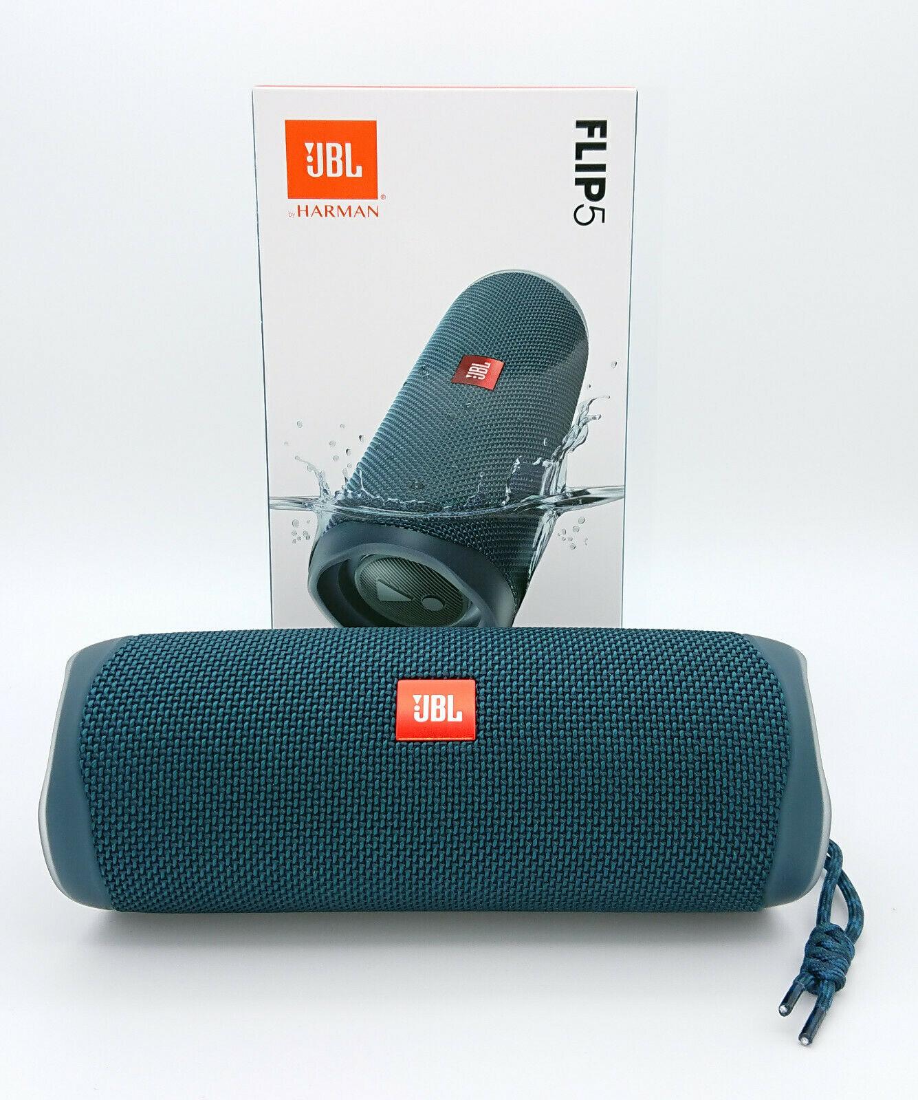 JBL Flip 5 Bluetooth Ηχείο Blue