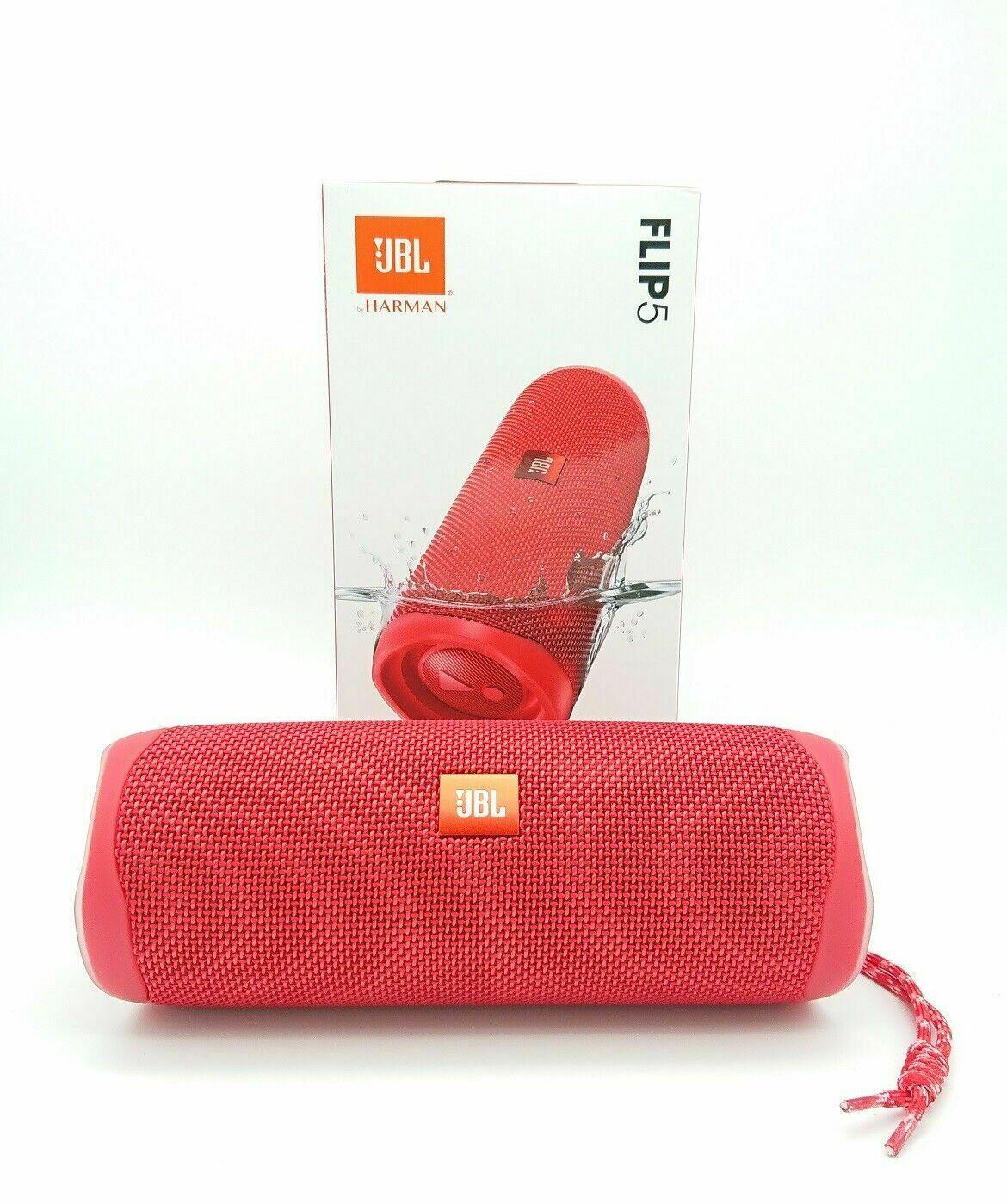 JBL Flip 5 Bluetooth Ηχείο Red