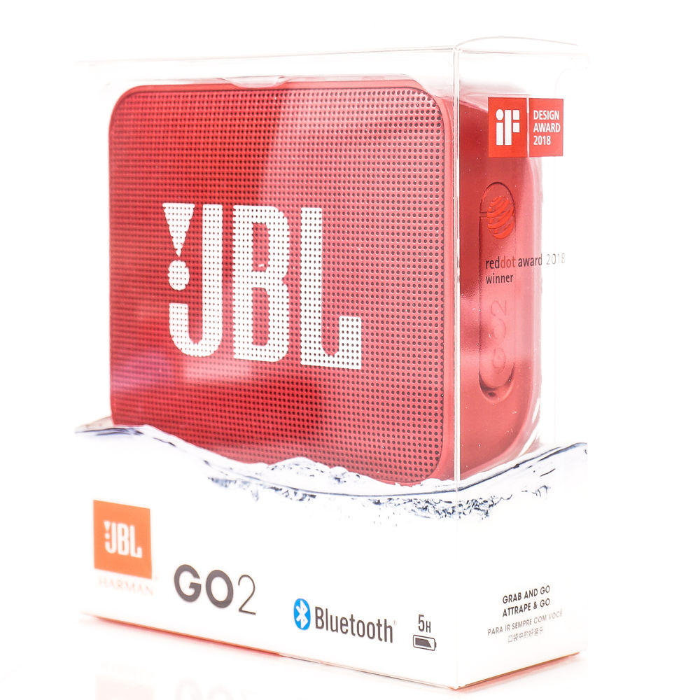 JBL Go 2 Red