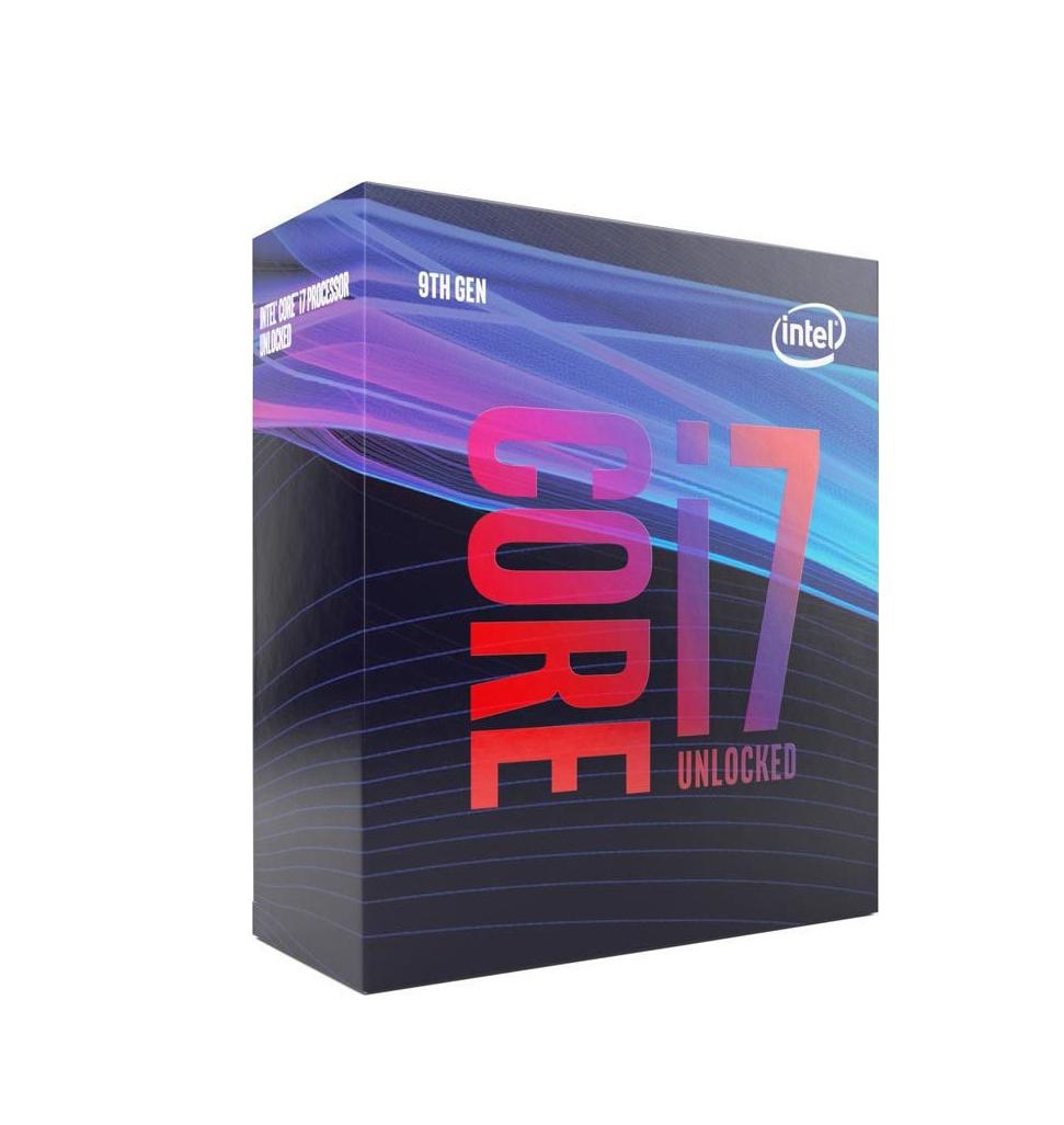 Intel Core i7-9700KF Box Επεξεργαστής (BX80684I79700KF) Πληρωμή έως 24 δόσεις