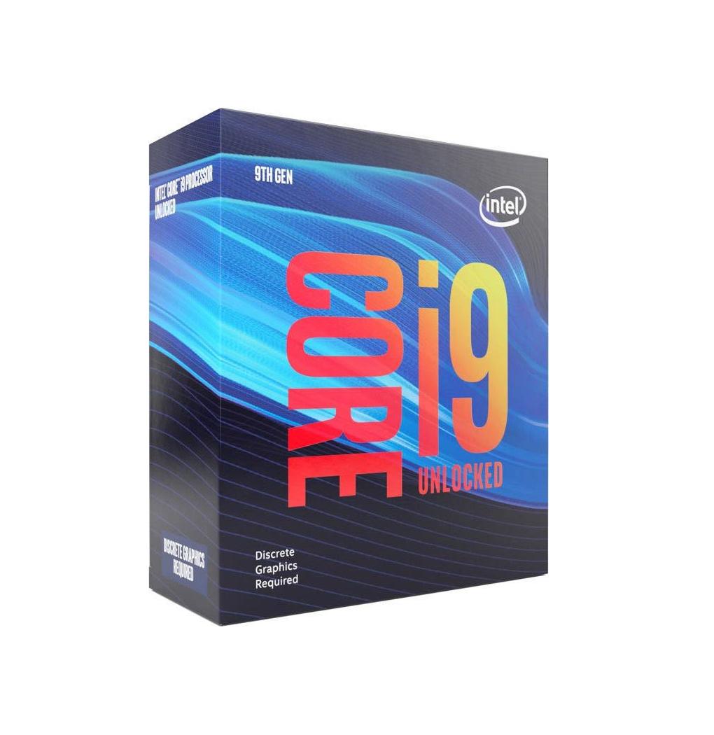 Intel Core i9-9900KF Box Επεξεργαστής (BX80684I99900KF) Πληρωμή έως 24 δόσεις*