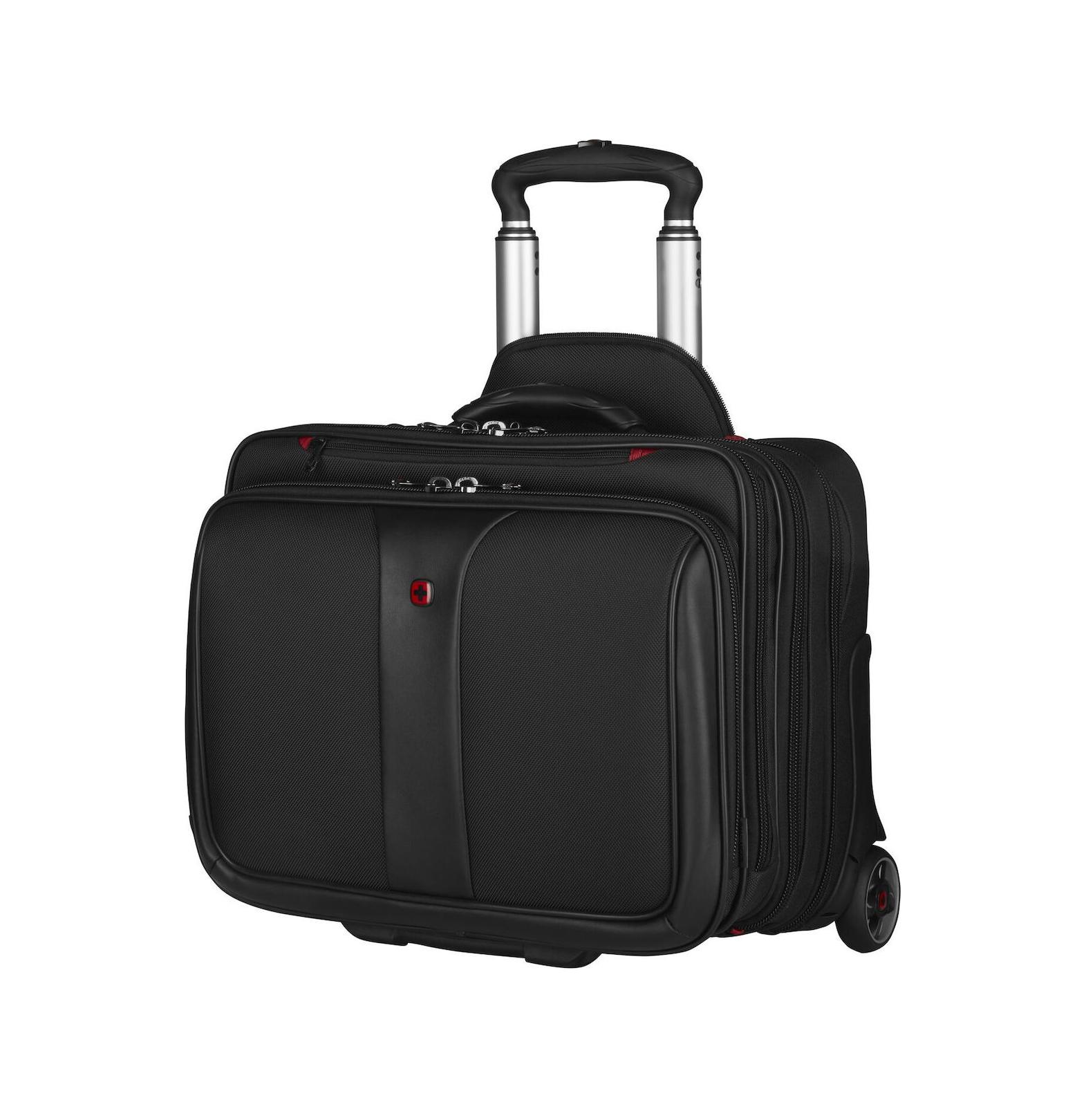 Wenger Patriot II Trolley για Laptop 15,4/17 600662 Βlack