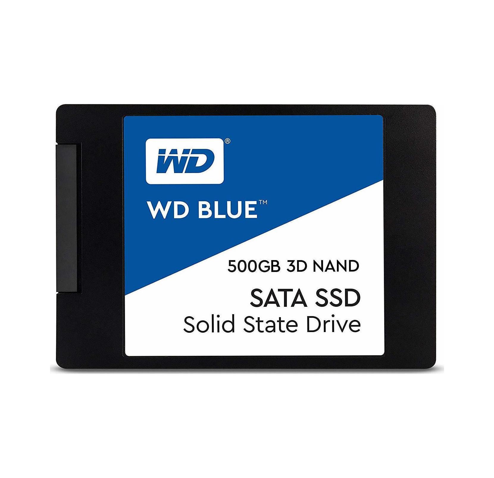 Western Digital Blue 3D 500GB Σκληρός Δίσκος* SSD WDS500G2B0A