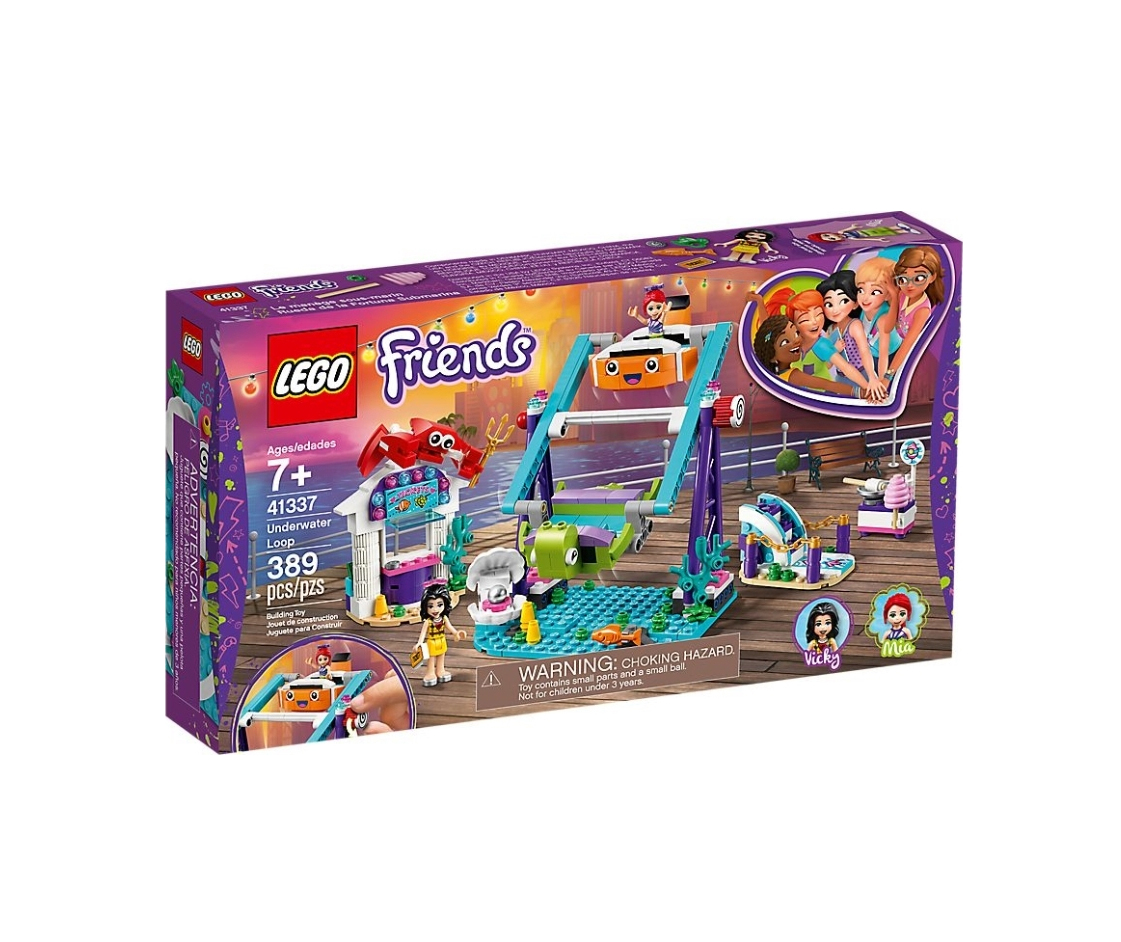 Lego Friends: Underwater Loop 41337