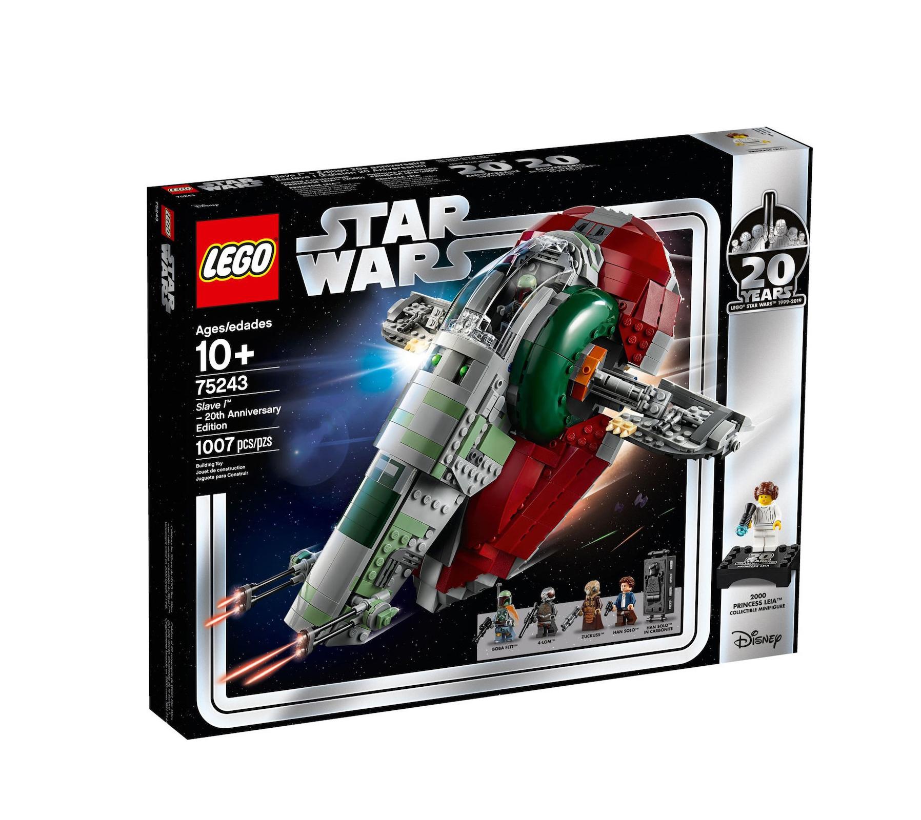 Lego Star Wars: Slave l 20th Anniversary Edition 75243