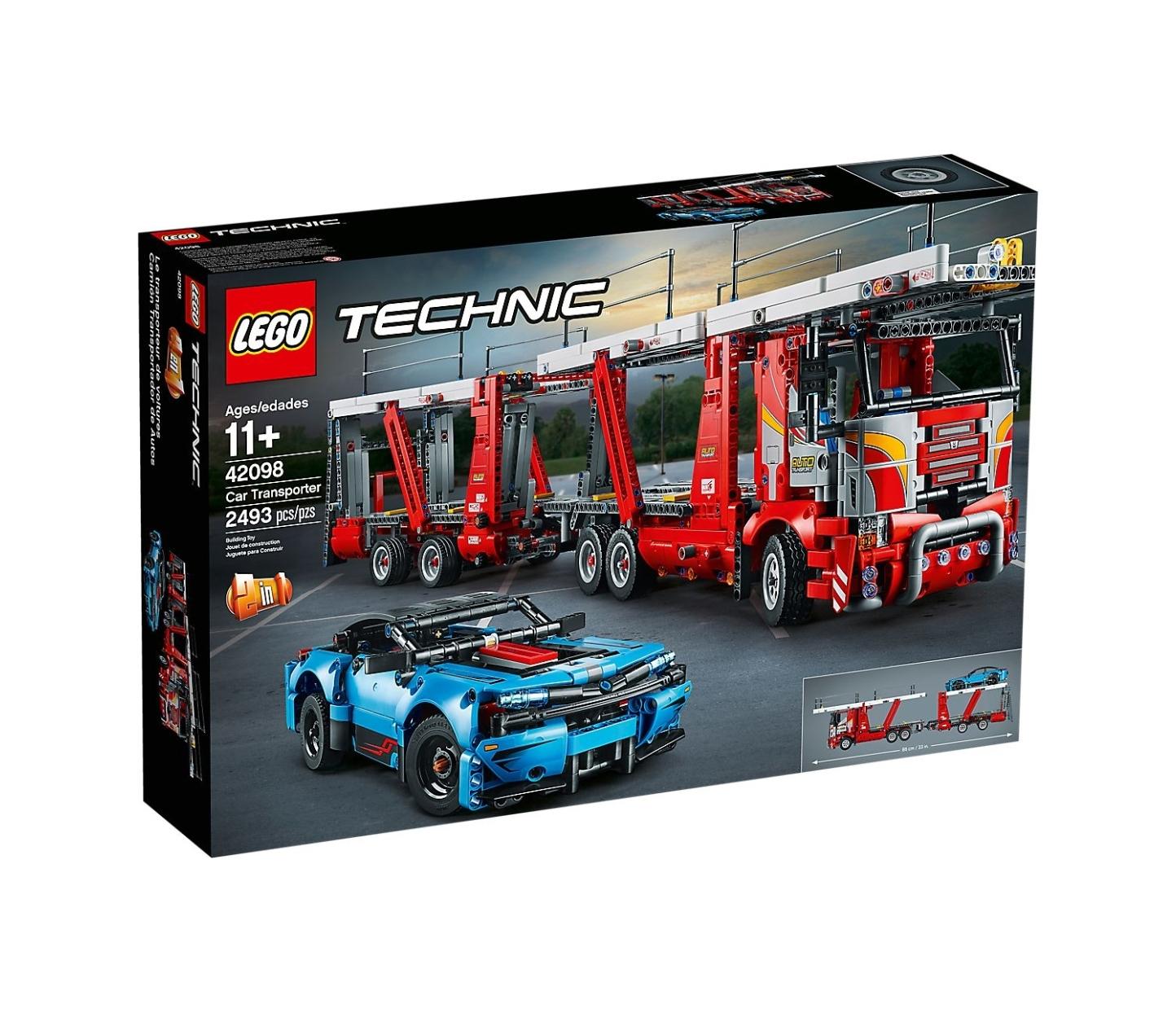 Lego Technic: Car Transporter 42098