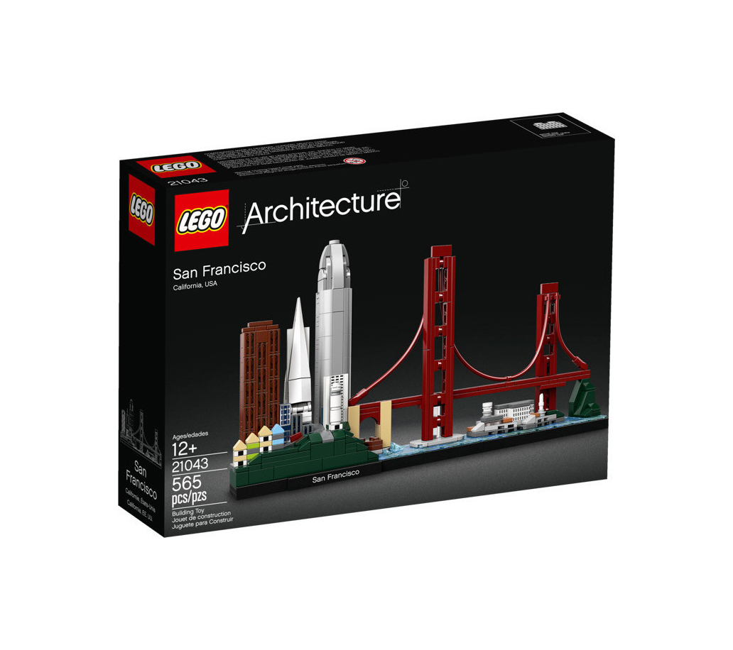 Lego Architecture: San Francisco 21043