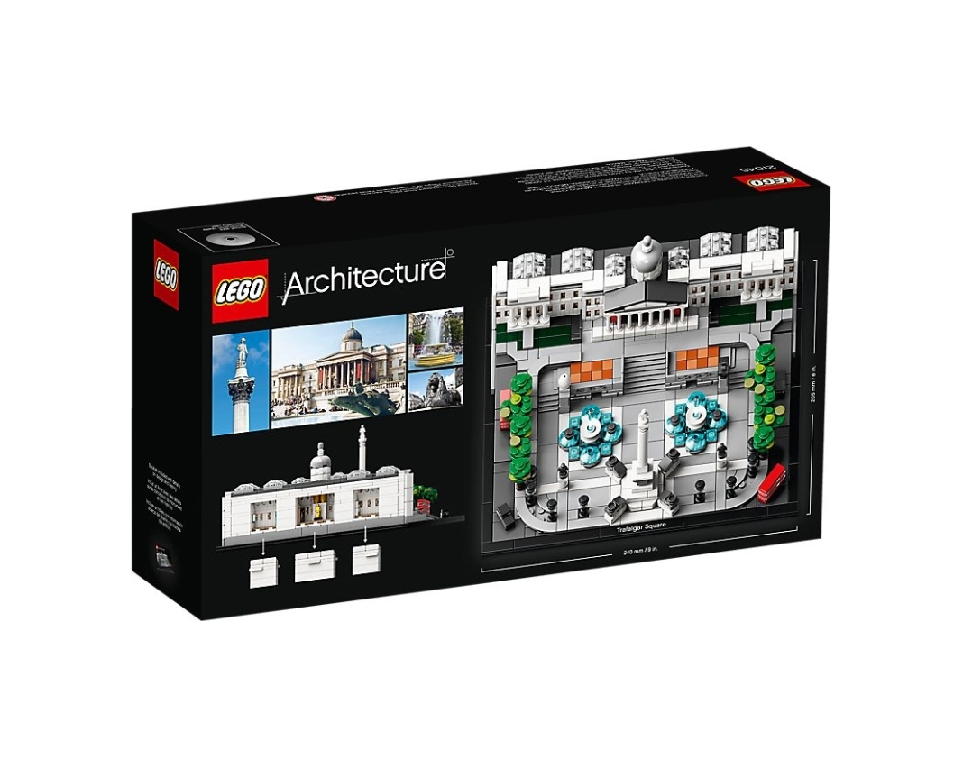 Lego Architecture: Trafalgar Square 21045