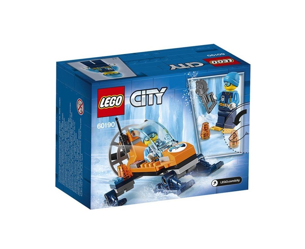 Lego City: Arctic Ice Glider 60190