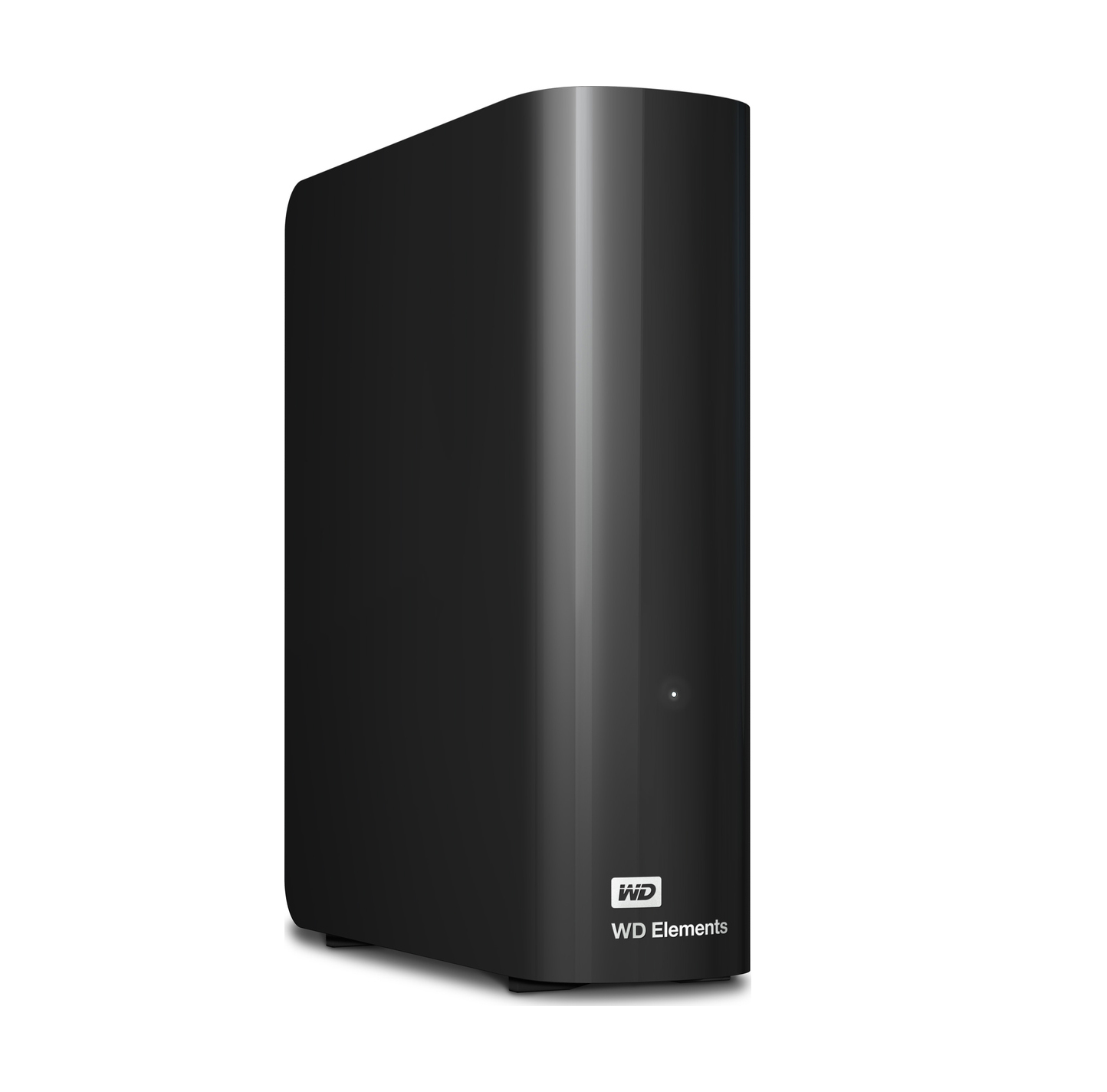 Western Digital Elements Desktop 10TB Εξωτερικός Σκληρός Δίσκος USB 3.0 WDBWLG0100HBK-EESN