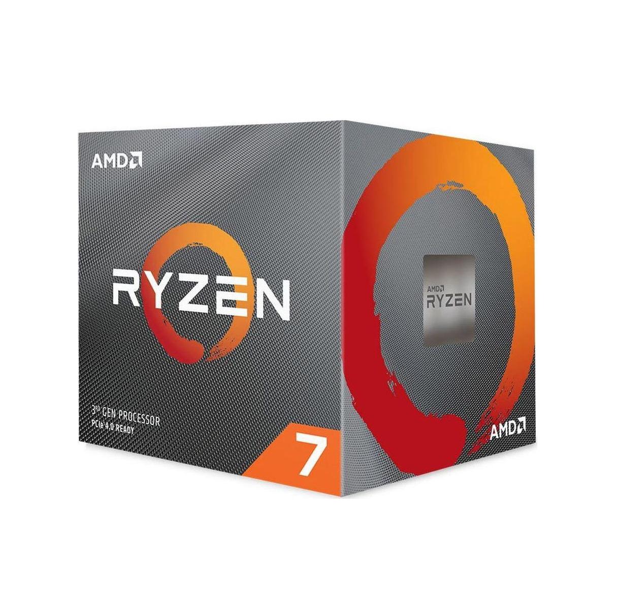 AMD Ryzen 7 3700X Box Επεξεργαστής Πληρωμή έως 24 δόσεις