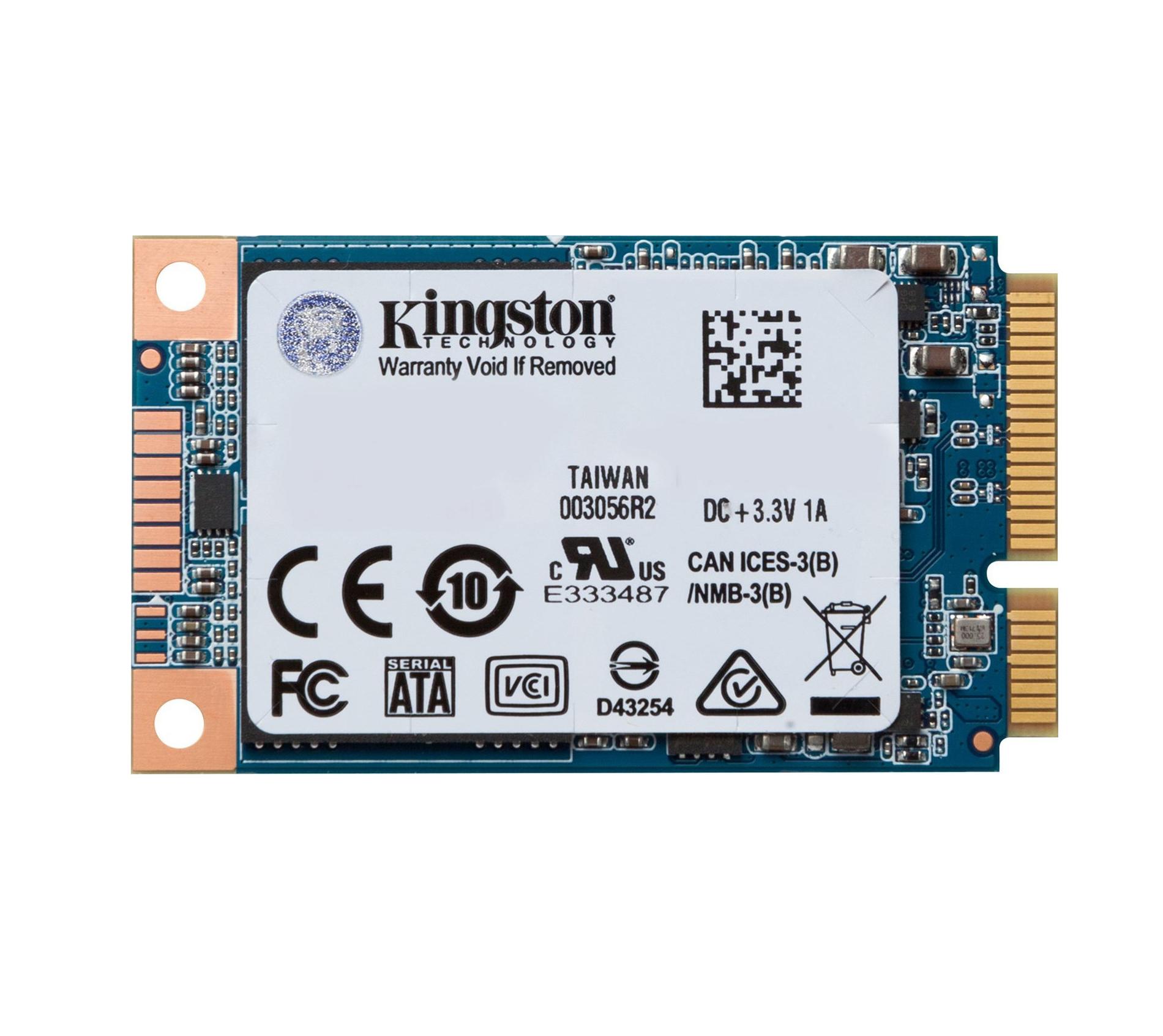 Kingston UV500 240GB mSATA Σκληρός Δίσκος SSD SUV500MS/240G