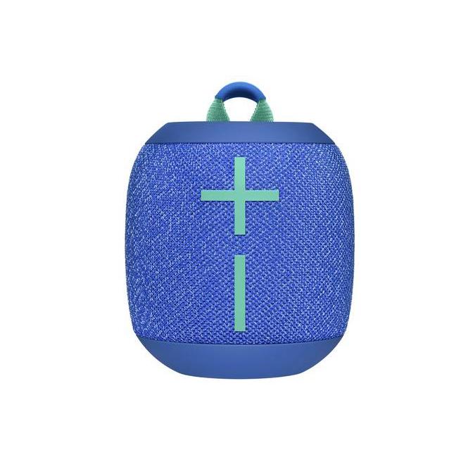 Ultimate Ears Wonderboom 2 Bluetooth Ηχείο Blue Πληρωμή έως 24 δόσεις