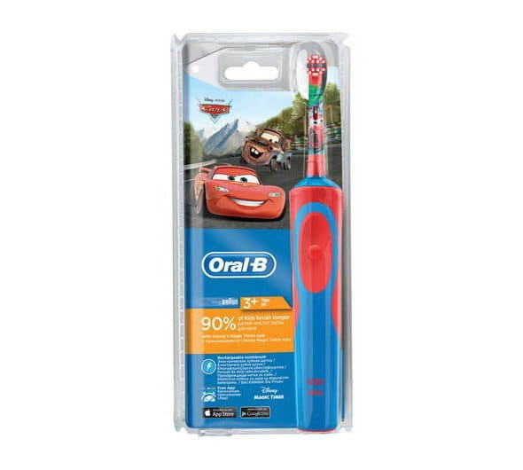Oral-B Stages Power Cars 3+ Cls