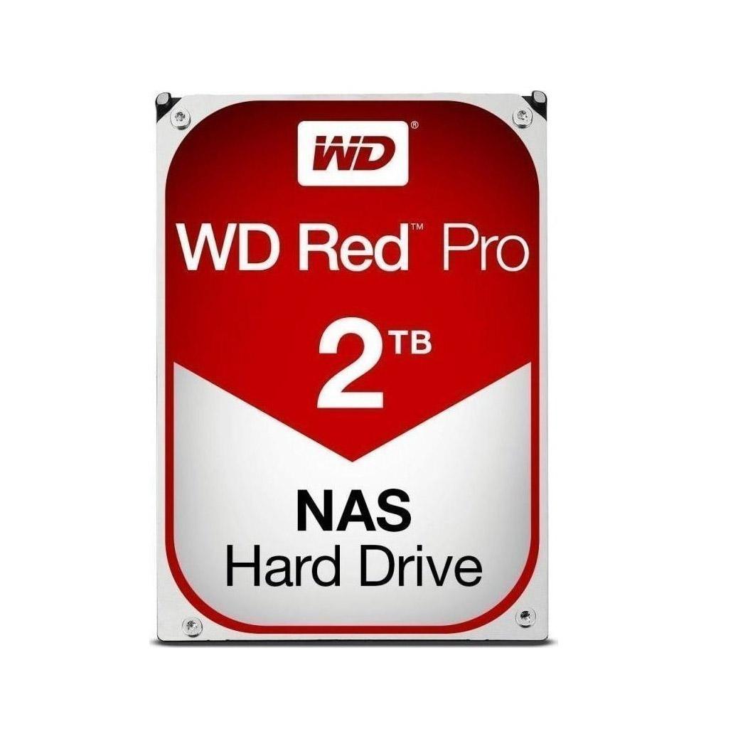 Western Digital Red Pro 2TB  WD2002FFSX Σκληρός Δίσκος 3.5'' Sata 3