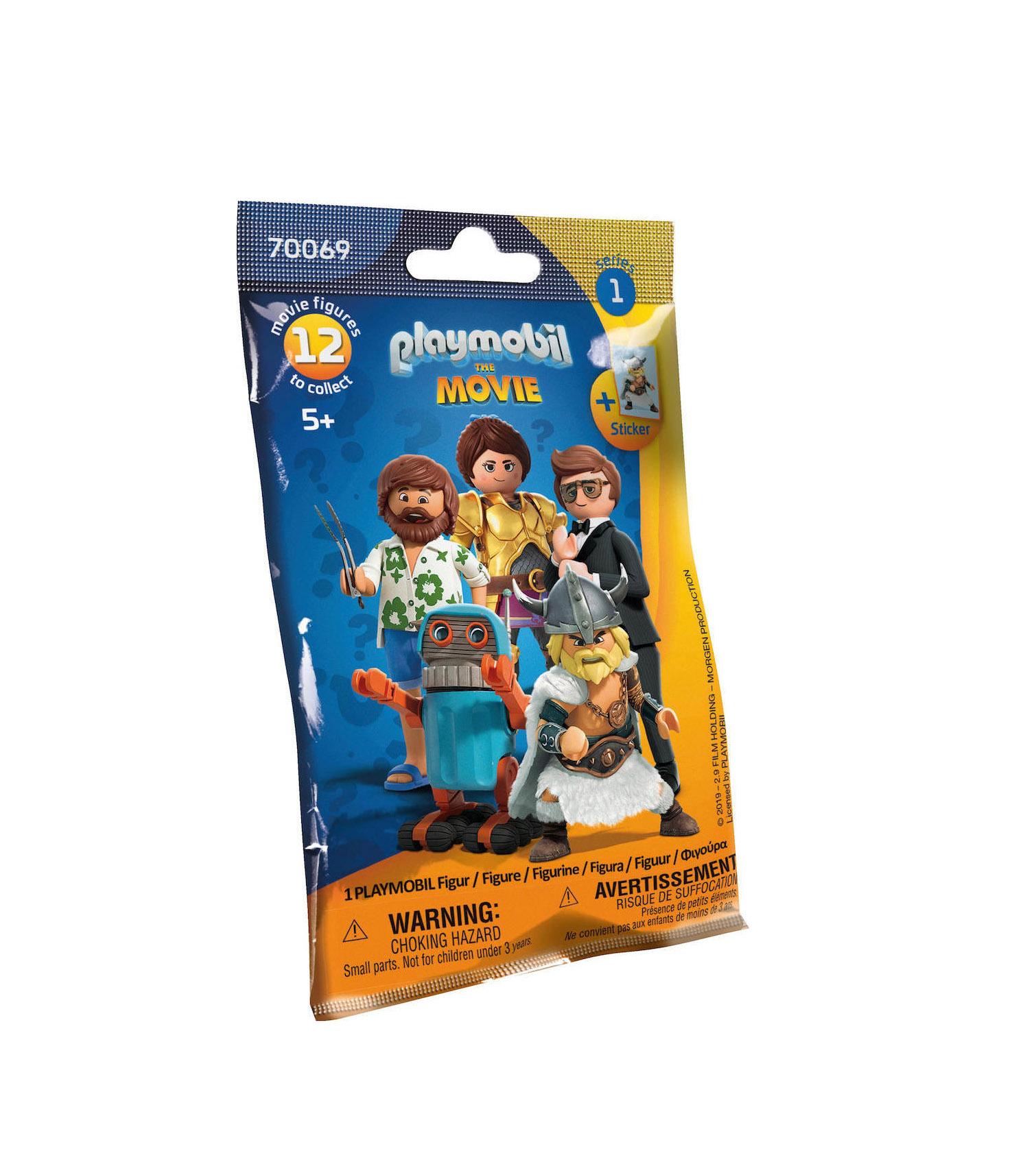 Playmobil Figures: The Movie (Series 1) 70069