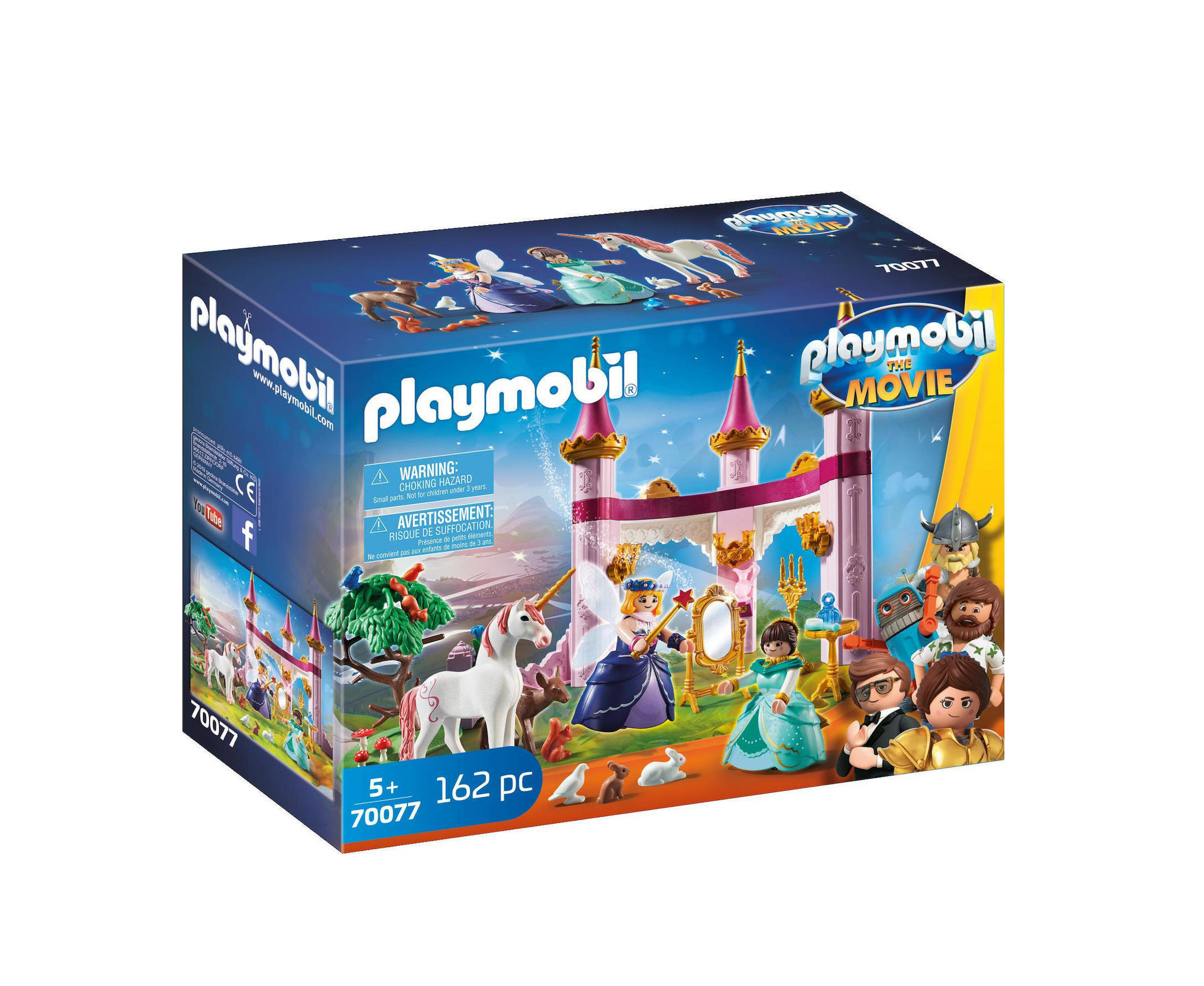 Playmobil The Movie: Marla in The Fairytale Castle 70077