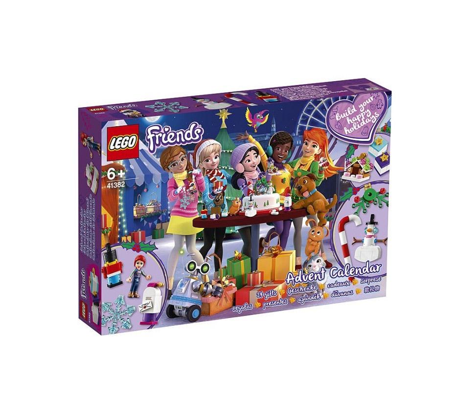 Lego Friends: Advent Calendar 41382