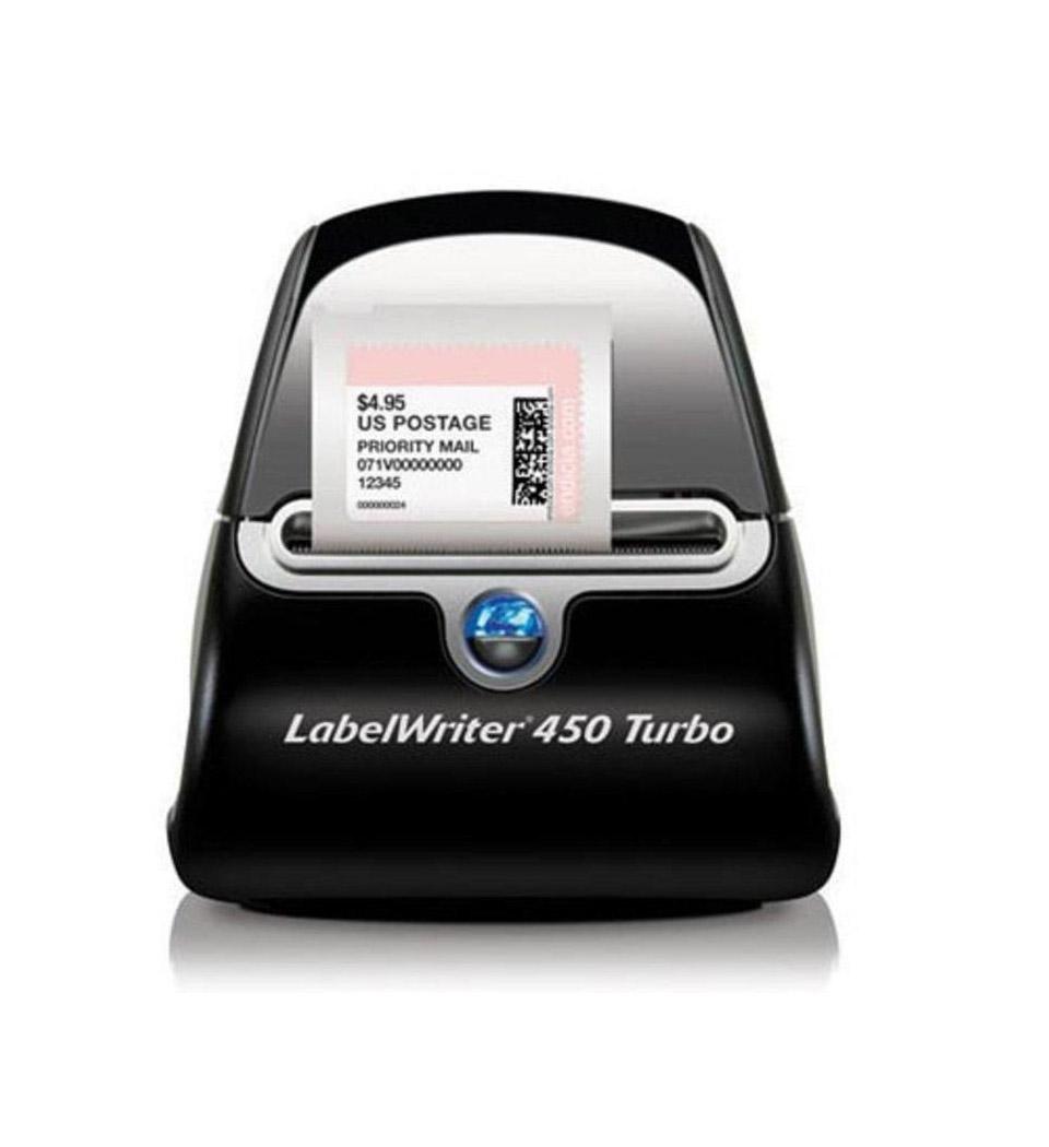 Dymo LabelWriter 450 Turbo Εκτυπωτής Ετικετών S0838820