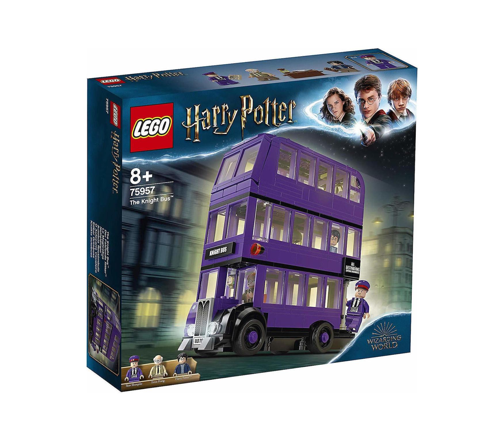 Lego Harry Potter: The Knight Bus 75957