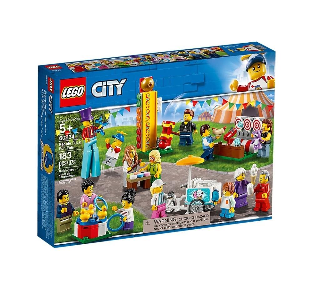 Lego City: People Pack Fun Fair 60234