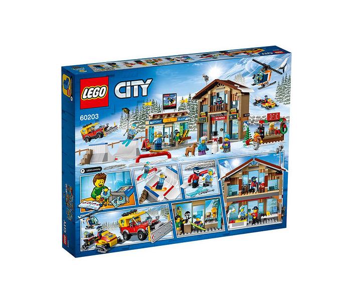 Lego City: Ski Resort 60203