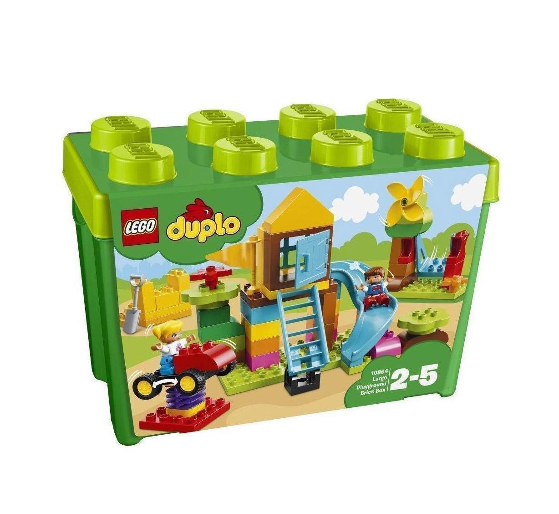 Lego Duplo: Large Playground Brick Box 10864