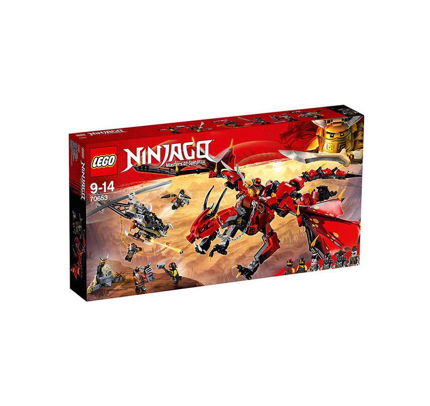Lego Ninjago: Firstbourne 70653