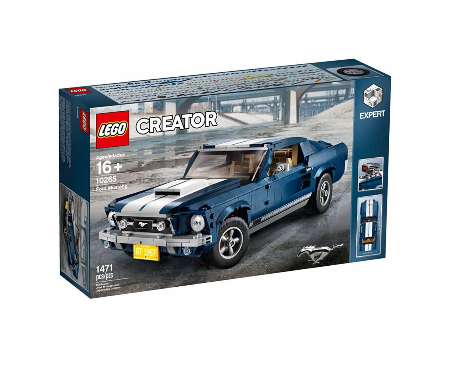 Lego Creator: Ford Mustang 10265
