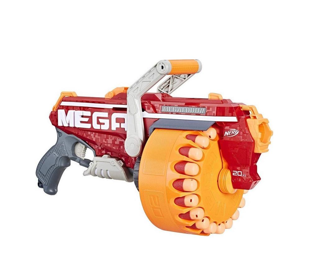 Hasbro Nerf N-Strike Mega Megalodon E4217EU4
