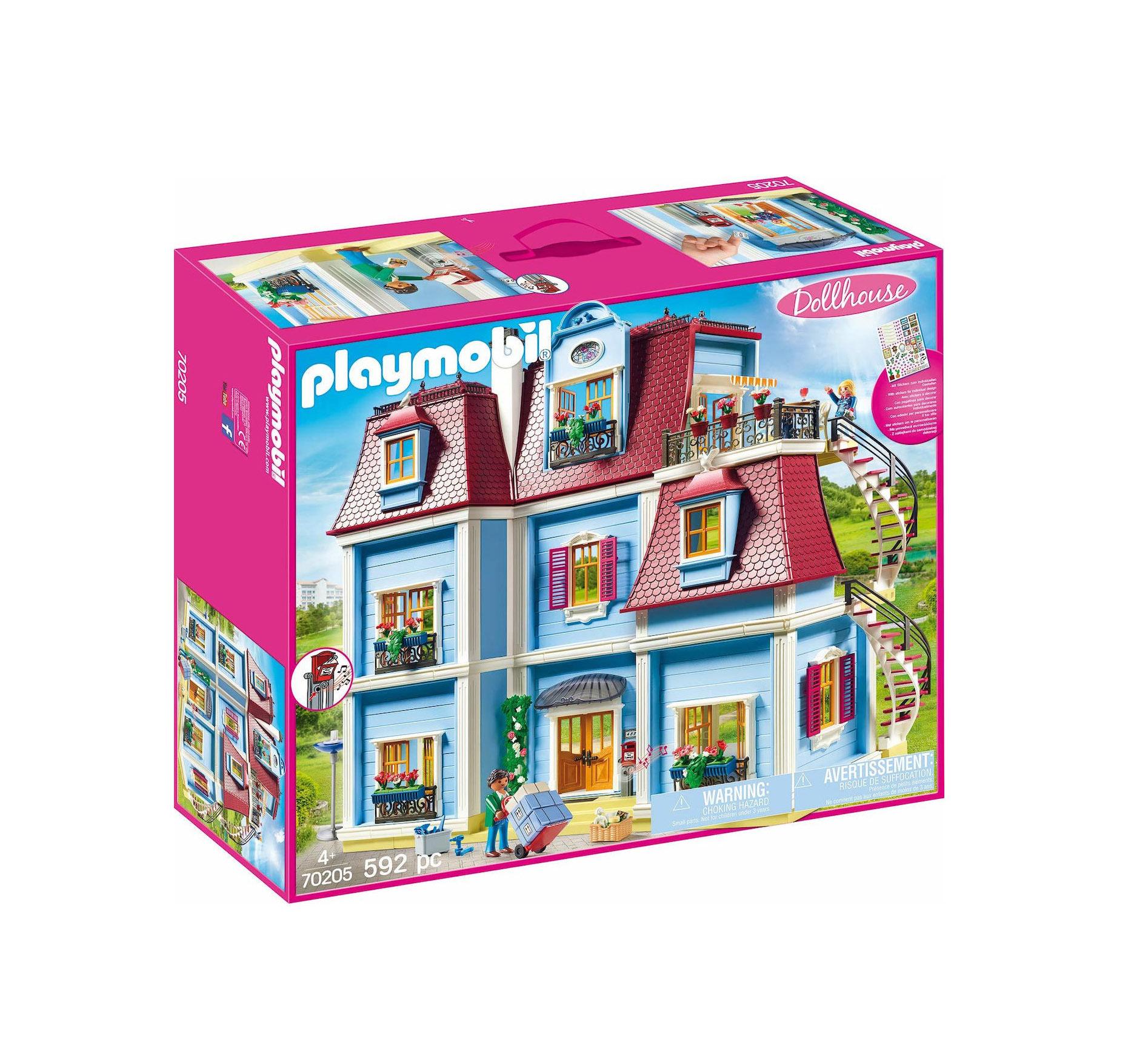 Playmobil Dollhouse: Large Dollhouse 70205