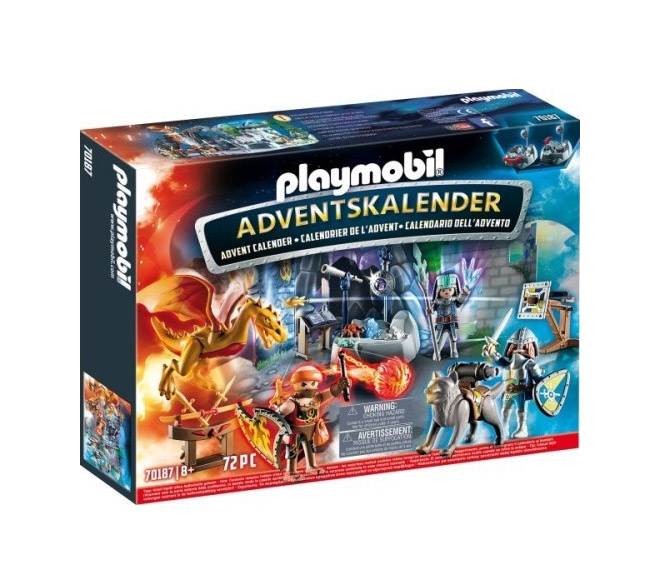 Playmobil Other: Battle for the Magic Stone 70187