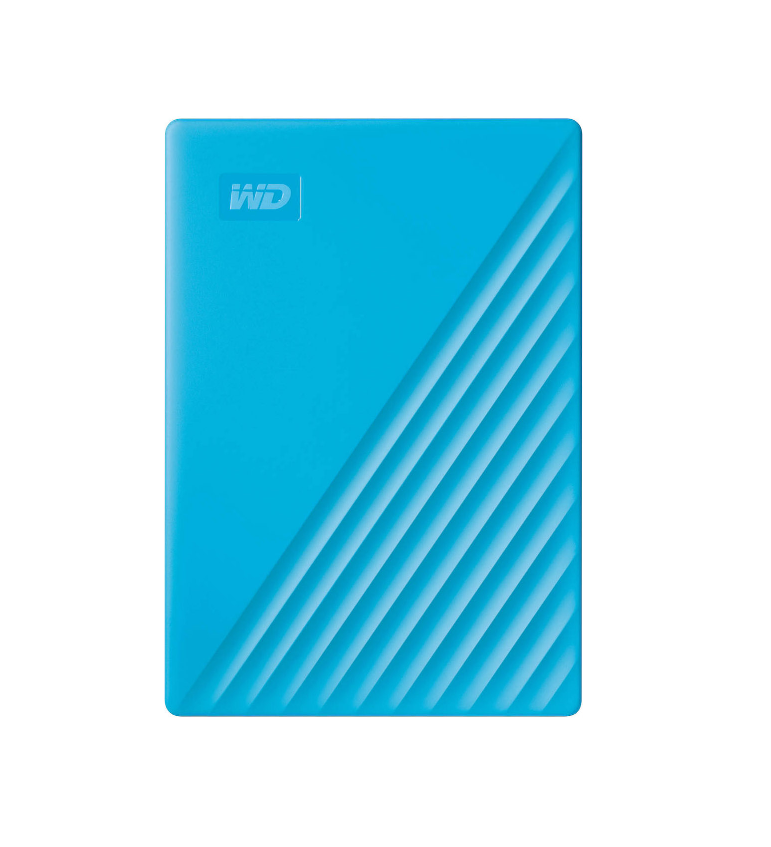 Western Digital My Passport 4TB 2019 WDBPKJ0040BBL-WESN Εξωτερικός Σκληρός Δίσκος* USB 3.0 Sky