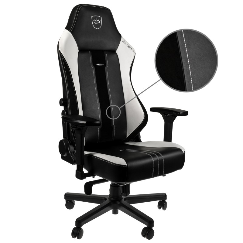 Noblechairs Hero Gaming Chair Limited Edition 2019 NBL-HRO-PU-XIX Black/White