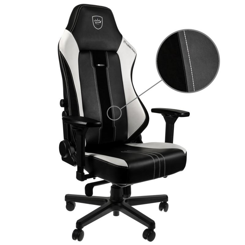 Noblechairs Hero Gaming Chair Limited Edition 2019 NBL-HRO-PU-XIX Black/White