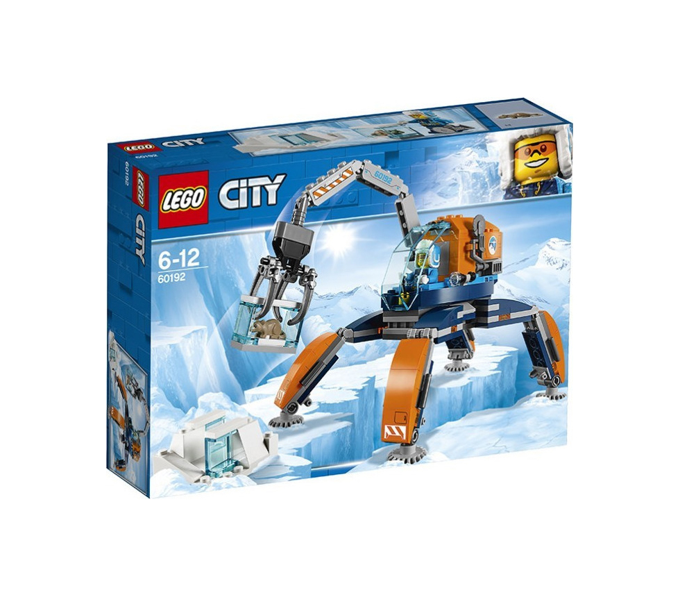 Lego City: Arctic Ice Crawler 60192