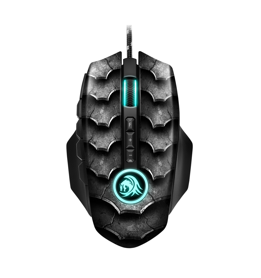 Sharkoon Drakonia II Mouse Black