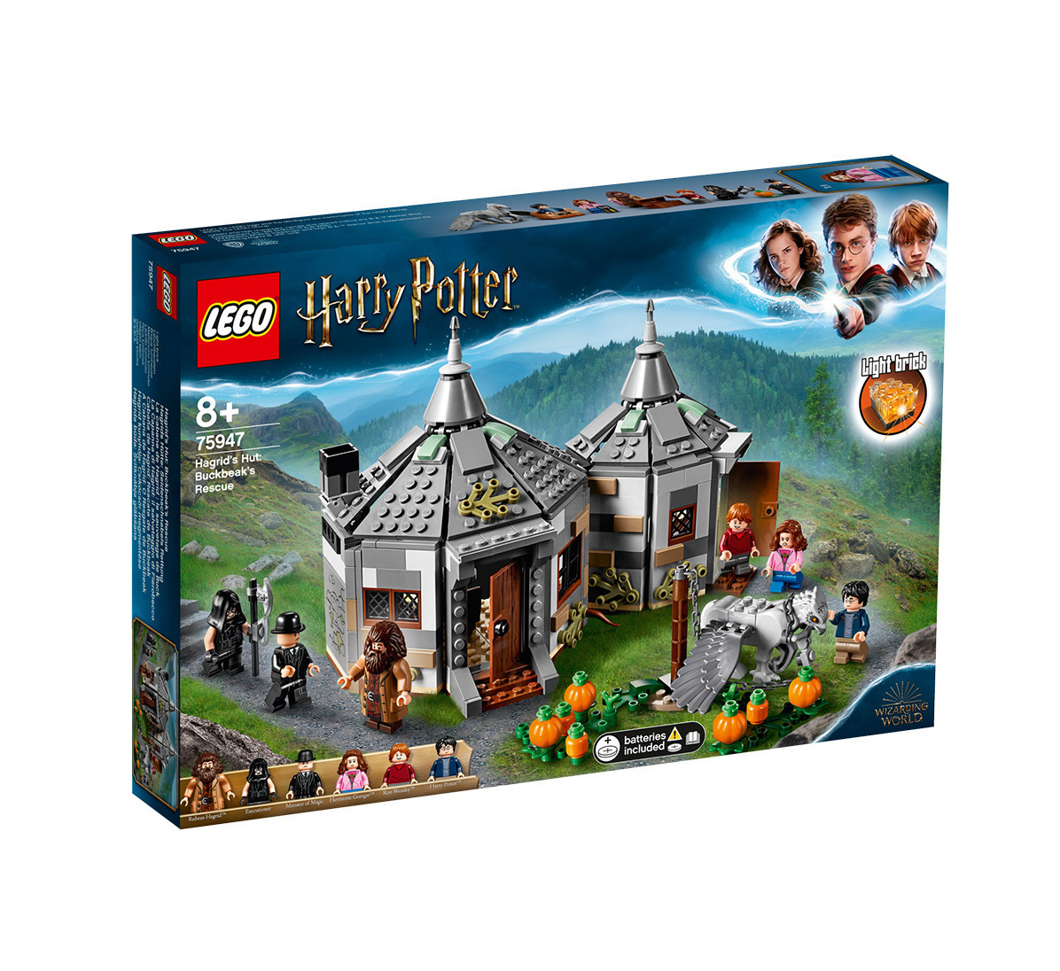 Lego Harry Potter: Hagrid's Hut: Buckbeak's Rescue 75947