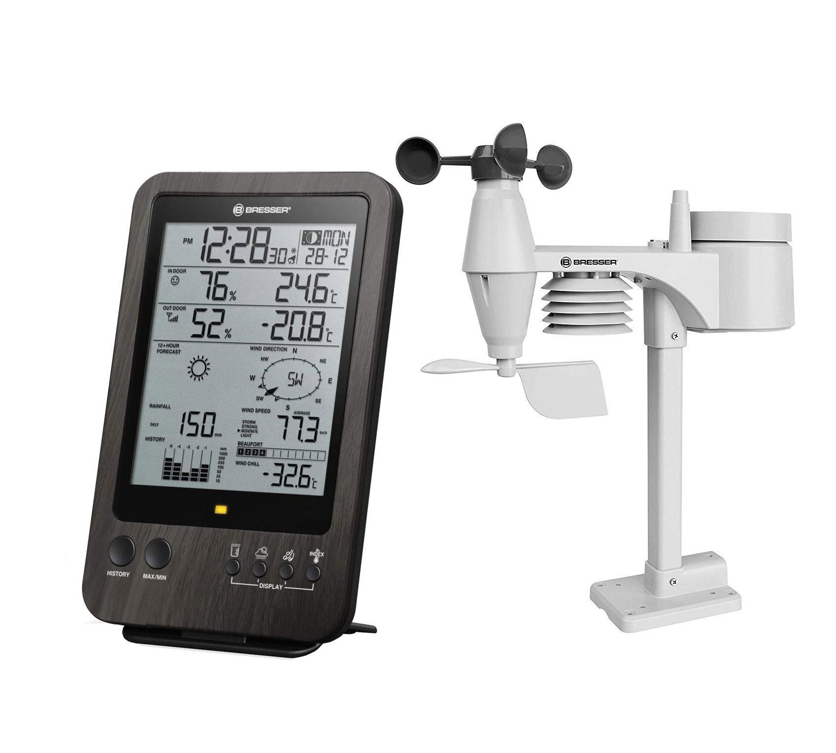 Bresser Weather Center 5-in-1 WTW 7002512 Πληρωμή έως 24 δόσεις