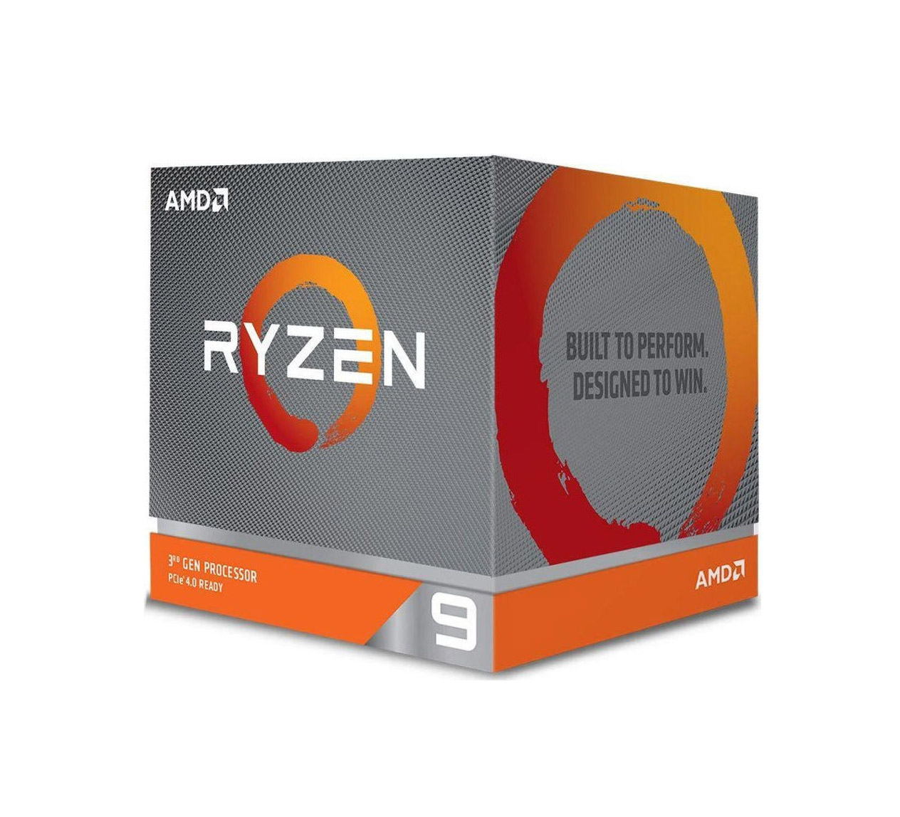 AMD Ryzen 9 3900X Box Επεξεργαστής Πληρωμή έως 24 δόσεις*