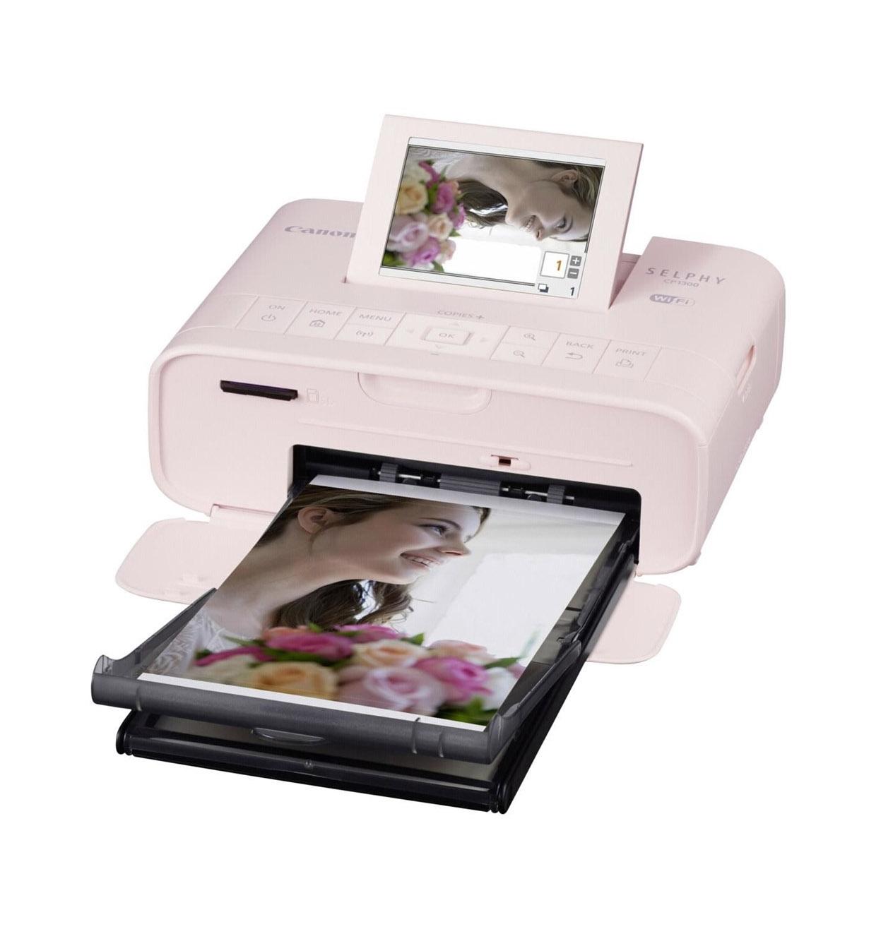 Canon Selphy CP1300 2236C002 Εκτυπωτής Pink