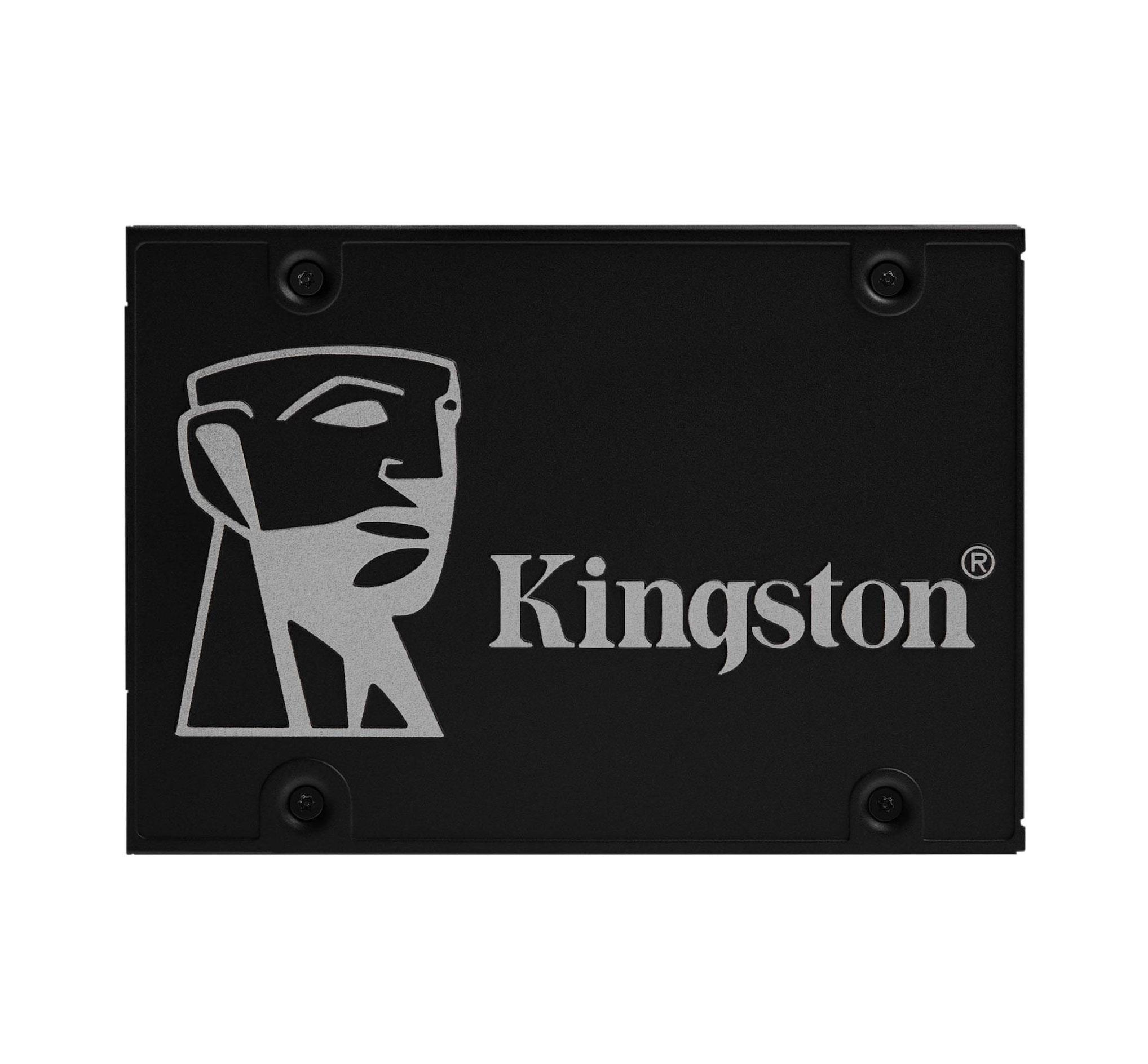 Kingston KC600 256GB SKC600/256G Σκληρός Δίσκος SSD