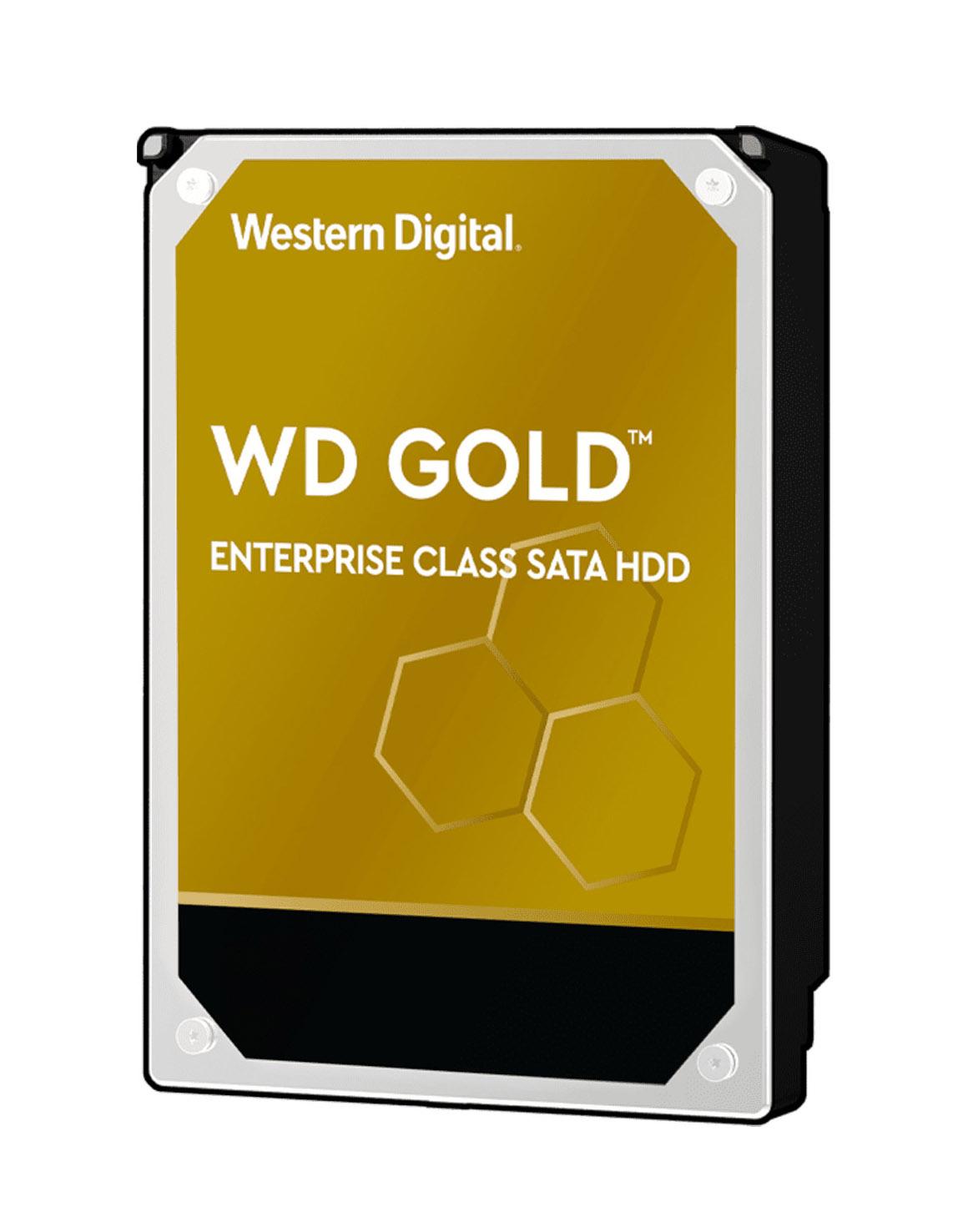 Western Digital Gold Enterprise 8TB WD8004FRYZ Σκληρός Δίσκος Sata 3