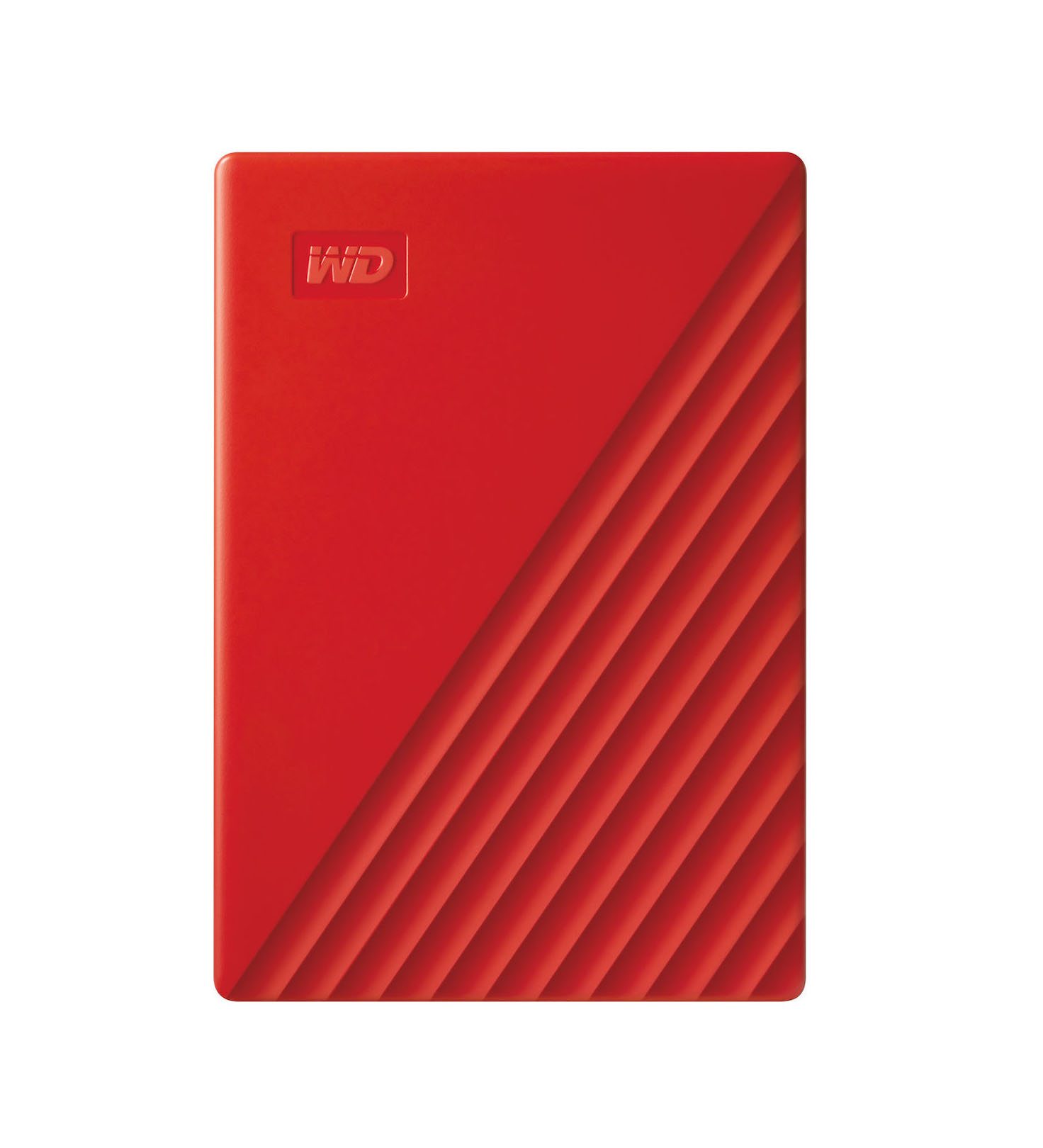 Western Digital My Passport 4TB 2019  WDBPKJ0040BRD-WESN  Εξωτερικός Σκληρός Δίσκος* USB 3.0 Red